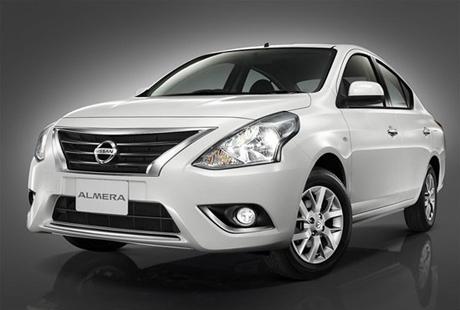 มาแล้ว ดีไซด์ใหม่ดูหรากว่าเดิม Nissan Almera 2014 ไมเนอร์เชนจ์ใหม่ล่าสุด
