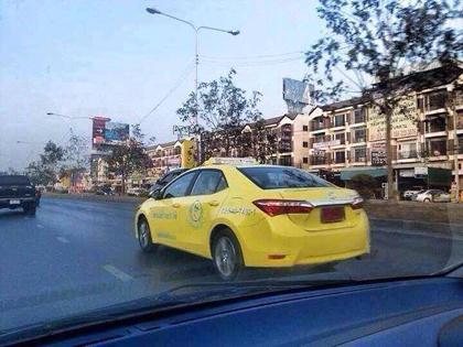 Toyota Altis 2014 กับภาพหลุด Taxi หลังการเปิดตัวไม่กี่วัน