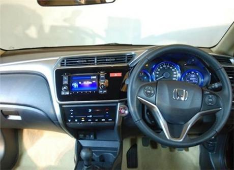23 มกรา เตรียมเปิดตัว Honda City 2014