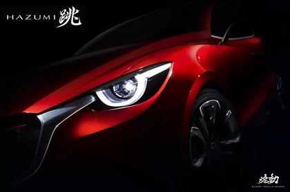 มาดูโฉมใหม่ของ Mazda 2 ที่จะออกมาประมาณปี 2015 ที่เน้นความเป็น sport