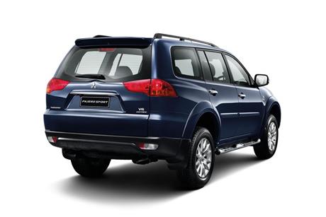 Mitsubishi Pajero sport V6 MIVEC รถครอบครัวที่ดีที่สุด