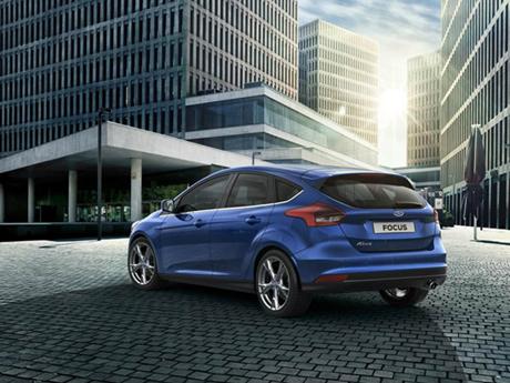 ออกมาแล้ว Ford Focus รุ่นใหม่ล่าสุด 2014 เวอร์ชั่นไมเนอร์เซนจ์