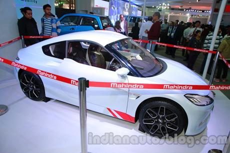 รถสปอร์ตแปลกใหม่ จากประเทศอินเดีย