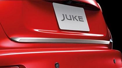 ภายนอกรถ  Nissan Juke สวยงามอย่าบอกใครเลย
