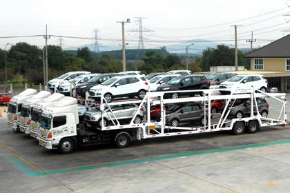Ford EcoSport  พร้อมแล้วที่จะส่งให้ลูกค้าประมาณปลายเดือนมีนาคมนี้