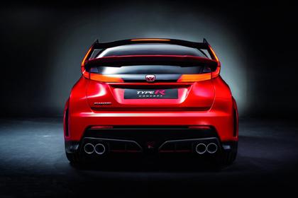 Civic Type R กับการออกแบบที่สามารถจะหยุดทุกสายตาทุกสายตา