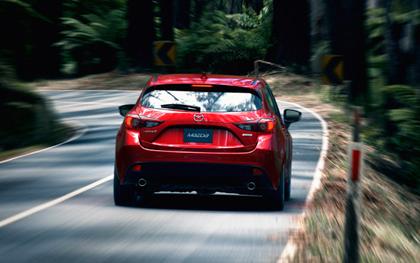 เปิดตัวอย่างและพร้อมผลิตอย่างเป็นทางการสำหรับ Mazda 3 ที่ประเทศไทย3