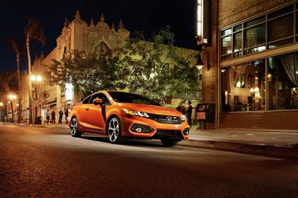 มาชม  Honda Civic Si Coupe  ทีเปิดขายที่ประเทศสหรัฐอเมริกา 2014