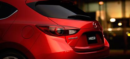 เปิดตัวอย่างและพร้อมผลิตอย่างเป็นทางการสำหรับ Mazda 3 ที่ประเทศไทย