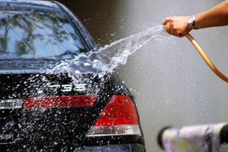 4 ข้อควรระวังในการล้างรถ