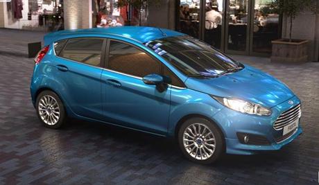 ข้อเสนอดีๆ ของ Ford fiesta ต้อนรับงาน Motor Show 2014