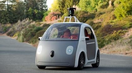 Google เปิดตัวรถยนต์ไร้คนขับ ไม่มีพวงมาลัย ไม่มีเบรก ไม่มีคันแร่ง