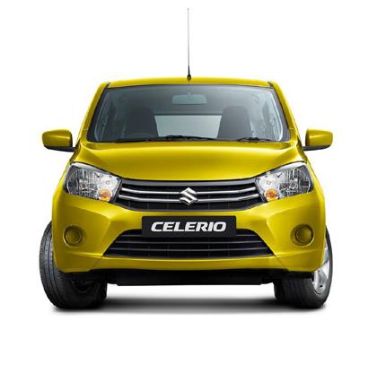 All-New Suzuki Celerio จะเปิดตัวอย่างเป็นทางการ วันที่ 29 พ.ค 2557 นี้