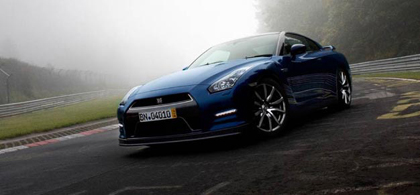 01Nissan GT-R  สวยงามอย่าง Sport การออกแบบน่าสัมผัสอย่างมากทีเดียว