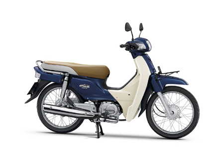 Honda เปิดตัวอย่างเป็นทางการ Super Cub 2  พร้อมสีใหม่สวยกว่าเดิม