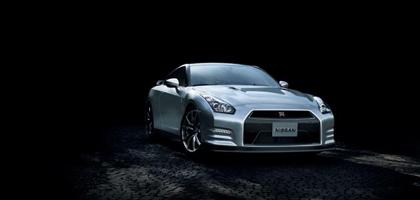 Nissan GT-R  สวยงามอย่าง Sport การออกแบบน่าสัมผัสอย่างมากทีเดียว